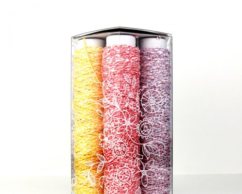 FUN-Tan(ファンタン)7色入りの可愛いクラフト糸、本日からオンラインストアで販売スタートしました!-kawaii wa tanoshii-
